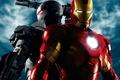 Картинка Железный человек 2, кино, металл, оружие