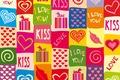 Картинка hearts, сердечки, I love you, любовь, romantic, sweet, colorful, love, background