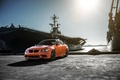 Картинка BMW, German, Orange, Car, E92, GTS, Battleship, Bimmer