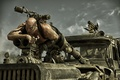 Картинка Безумный Макс: Дорога ярости, Fury Road, Mad Max