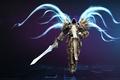 Картинка diablo 3, ангел, крылья, heroes of the storm