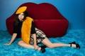 Картинка певица, фотосессия, бренд, 2015, Charli XCX, Boohoo