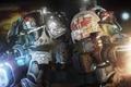 Картинка фантастика, броня, Warhammer, Warhammer 40K, Warhammer 40.000, солдаты, шлем, Space Hulk: Deathwing