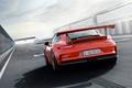 Картинка GT3-RS, Задок, 911, Porsche, Трасса, Тень
