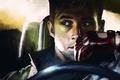 Картинка лицо, Райан Гослинг, актер, Drive, мужчина, Драйв, Ryan Gosling, перчатка