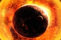 Картинка sun, planet, heat