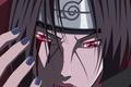 Картинка blood, hitman, Naruto, man, sharingan, Uchiha Itachi, assassin, hero, Akatsuki, Naruto Shippuden, doujutsu, powerful, hitaiate, ...