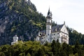 Картинка бавария, германия, горы, замок
