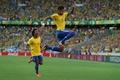Картинка Форма, Найк, Футбол, Neymar da Silva Santos Júnior, NIKE, New Kit 13-14, Бразилия, Неймар, FC ...