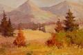 Картинка Glorious Peak, Sean Wallis, арт