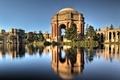 Картинка Город, palace of fine arts, san francisco, california