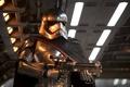 Картинка star wars, Звёздные войны: Пробуждение силы, эпизод 7, Phasma, звездные войны, episode vii, штурмовик, Фазма, ...