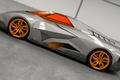 Картинка Car, Lamborghini, 2014, Авто, Egoista, Вид, Сбоку, Concept, Концепт