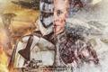 Картинка Game Of Thrones, Dragon, Star Wars Episode VII: The Force Awakens, Andreas Bazylewski, Captain Phasma