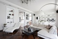 Картинка White, Art deco, Белая комната, White room, Арт деко, Интерьер
