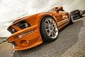 Картинка Mustang, hdr, gold, supercar, Cobra