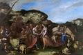 Картинка картина, Исаак и Ревекка, мифология, Лука Джордано