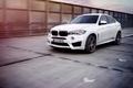 Картинка Белый, BMW, Тюнинг, AC Schnitzer, X6 M