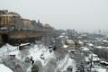 Картинка winter, Bergamo, Italy, Italia, panorama, панорама, зима, снег, Италия, snow, Бергамо