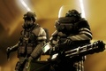 Картинка оружие, maniac, пулимет, шлем, солдаты, Call of Duty, juggernaut, нож, броня, ghosts, cod, Call of ...