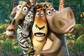 Картинка Giraffe, Alex, Zebra, Lion, Madagascar, Marty, hippo, Melman, Gloria