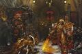 Картинка Warhammer 40000, ересь хоруса, horus heresy, император