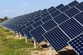 Картинка solar panels, grass, energy
