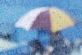 Картинка rain, glass, umbrella