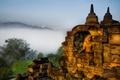 Картинка будда, тибет, tibet, highlands, туман, высокогорье, buddha
