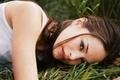 Картинка волосы, Девушка, Kristin Kreuk, Кристин Кройк