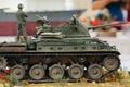 Картинка игрушка, M42 «Дастер», моделька, самоходная установка, зенитная