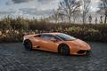Картинка Huracan, LP610-4, Lamborghini, Orange