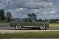 Картинка mustang, dark, ford, side, with, view, clear, brushed, recoil, ringbrothers
