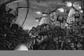 Картинка Warhammer 40000, орки, orks, тираниды, tyranids