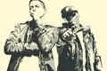 Картинка vector, Royce, Eminem, Marshall Bruce Mathers, Slim Shady, Маршалл Брюс Мэтерс, shady, Bad Meets Evil, ...
