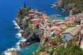 Картинка Италия, Лигурийское море, Вернацца, Средиземноморье