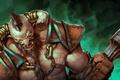 Картинка дота, Centaur Warrunner, Bradwarden, арт, кентавр, Defense of the Ancients, splash artwork, DotA 2, герой, ...
