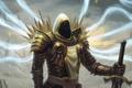 Картинка Tyrael, archangel, Diablo 3, Archangel of Justice, angel