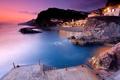 Картинка вода, причал, Город, Португали, Ponta Do Sol, Madeira Island Portugal