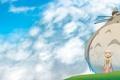 Картинка Аниме, облака