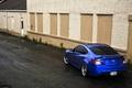 Картинка Coupe, хюндай, тюнинг, Genesis, blue, Hyundai