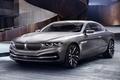 Картинка фон, купе, BMW, БМВ, лестница, концепт, Coupe, передок, Гран Лассо, Gran Lusso