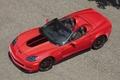 Картинка красный, авто, Chevrolet, кабриолет, Corvette