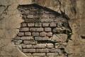 Картинка wall, pattern, brick, pattern of brick wall