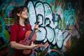 Картинка Граффити, Lindsey Stirling, Violin, Скрипка.