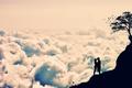 Картинка романтика, небо, ваниль