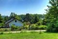 Картинка Wetzlar, сад, дорога, Германия, деревья, поляна, забор, дом, зелень, лето, трава, пейзаж