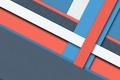 Картинка линии, красный, серый, геометрия, design, material