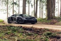 Картинка Black, Aventador, Lamborghini, Woods, Forest