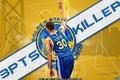 Картинка NBA, Golden State Warriors, Stephen Curry, killer, баскетбол